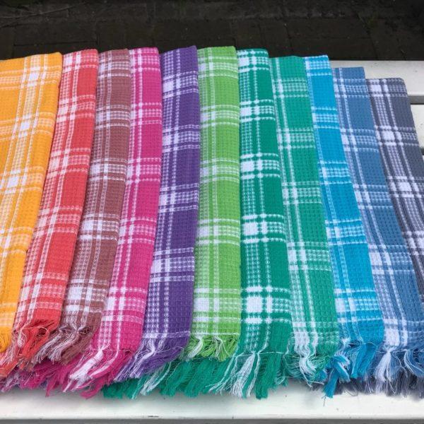 Indiske håndklæder, små