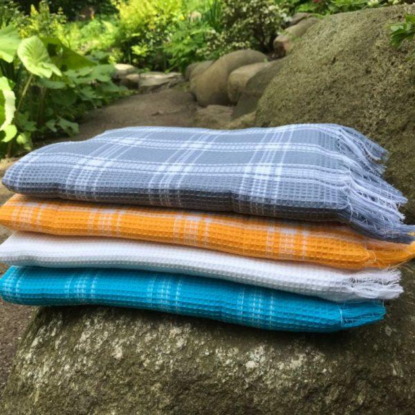 Indisk håndklæder stor str