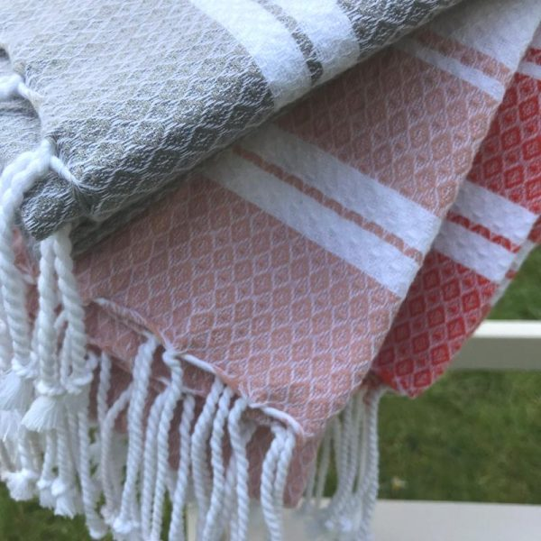 Hamam Håndklæder - close up