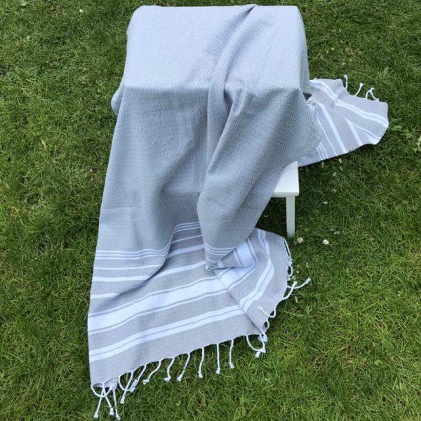 Hamam Håndklæde - grå
