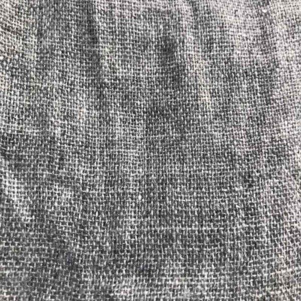 Herre cashmere - lys grå